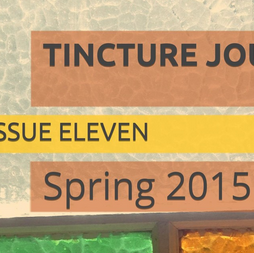 Tincture Journal - Issue 11