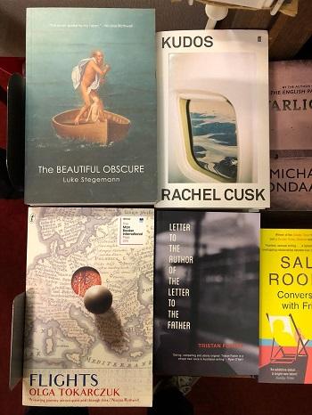LETTER at Paperback Bookshop