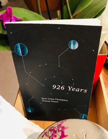 Pre-order 926 Years